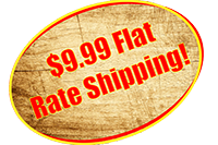 9.99 flat rate shipping small for items