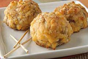 Early's Sausage Cheese Balls