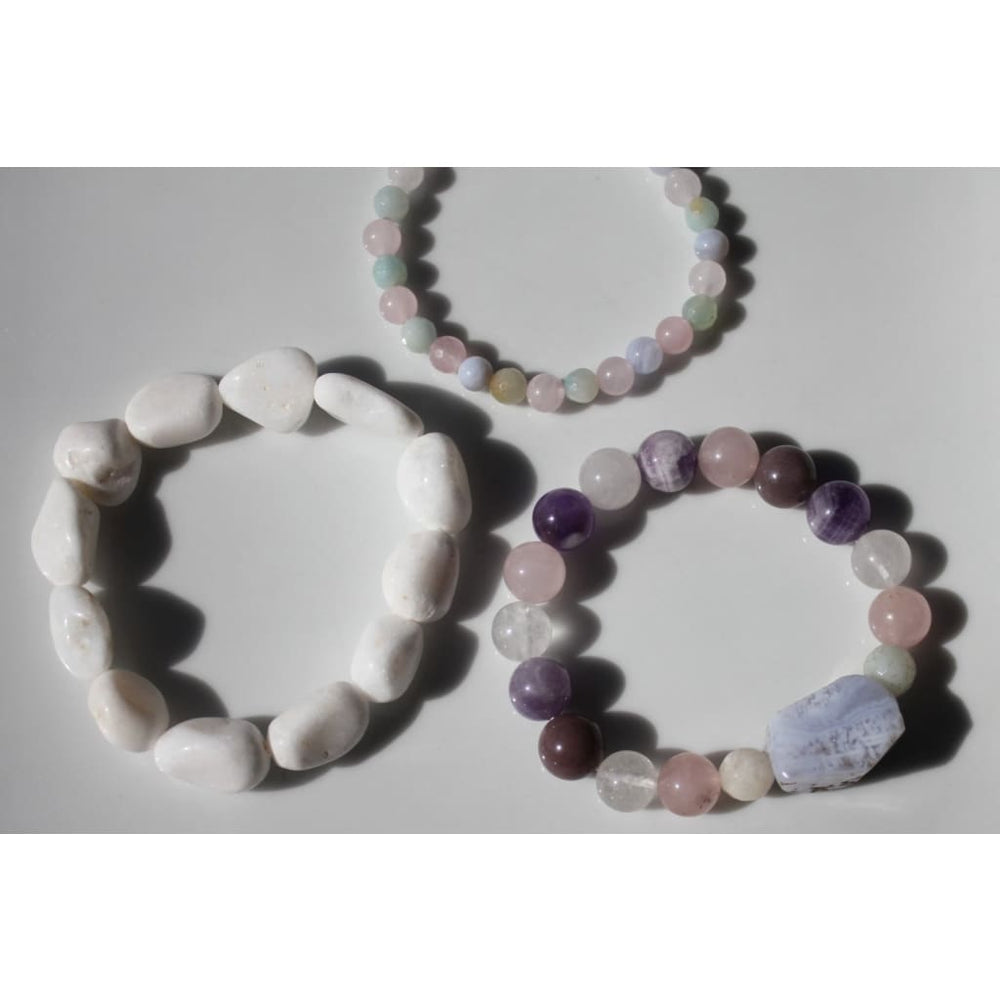 ANXIETY RELIEF BRACELET Stack / Stress Relief / Dispel ...