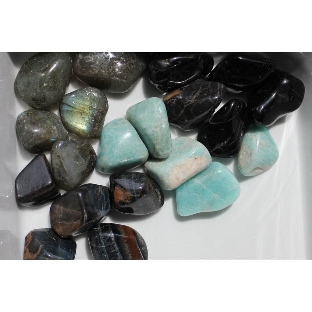 Aquarius Crystal Kit - The Water Carrier | January 20 - February 18 / Horoscope Zodiac Kit - Crystal Astrology