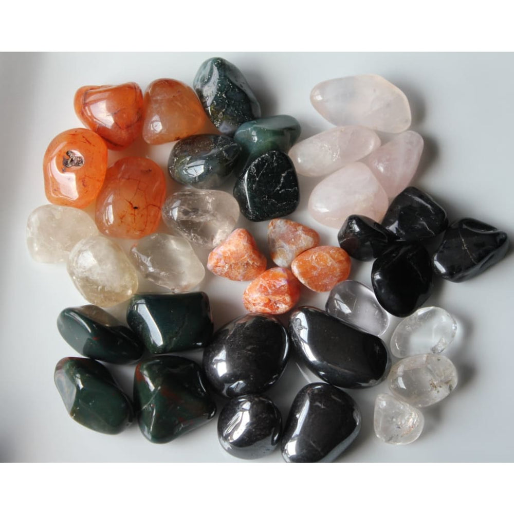 BIRTHING SUPPORT Late Pregnancy Healing Crystals / Midwives Stones - Crystal Healing Kits