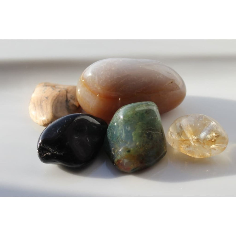 Capricorn Zodiac Crystal Kit / The Goat / December 22 - January 19 - Crystal Astrology