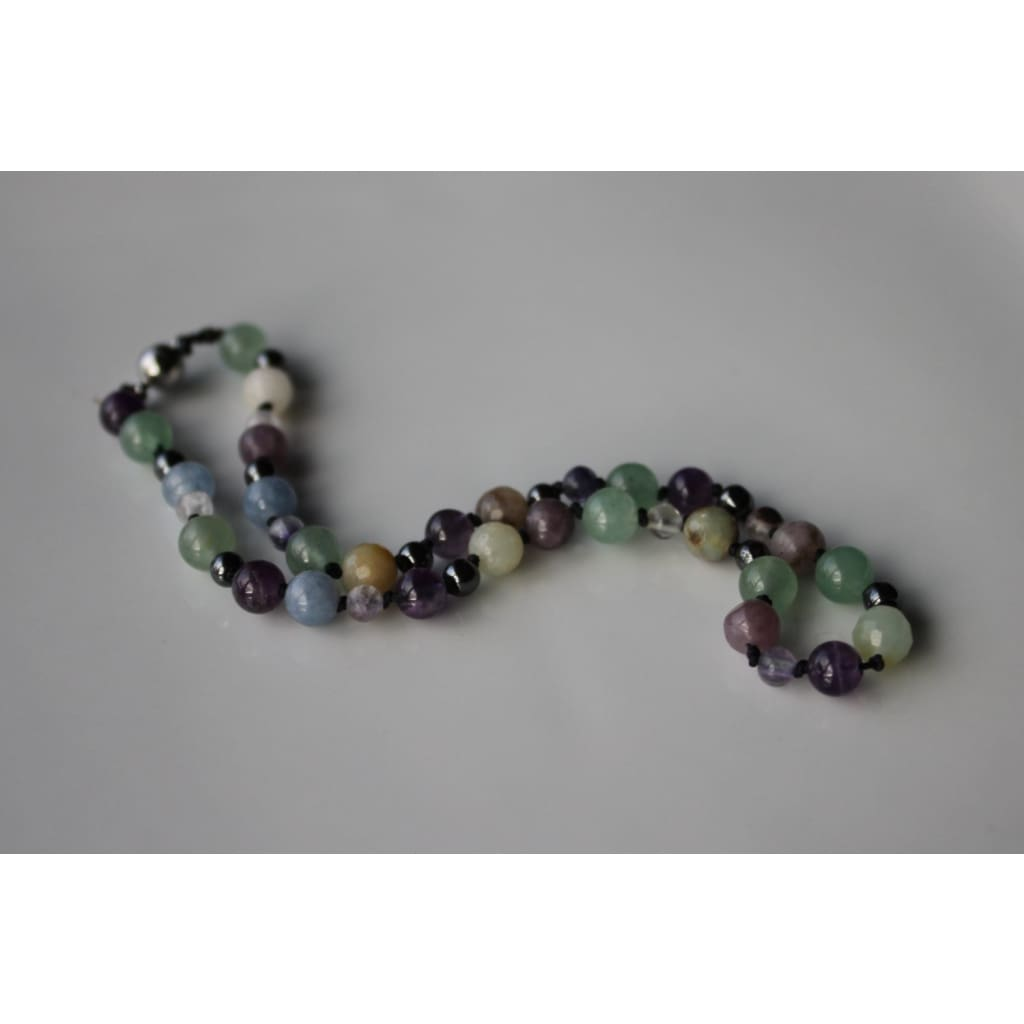 CHILDREN'S ADHD ADD Necklace / Healing Crystal Jewelry