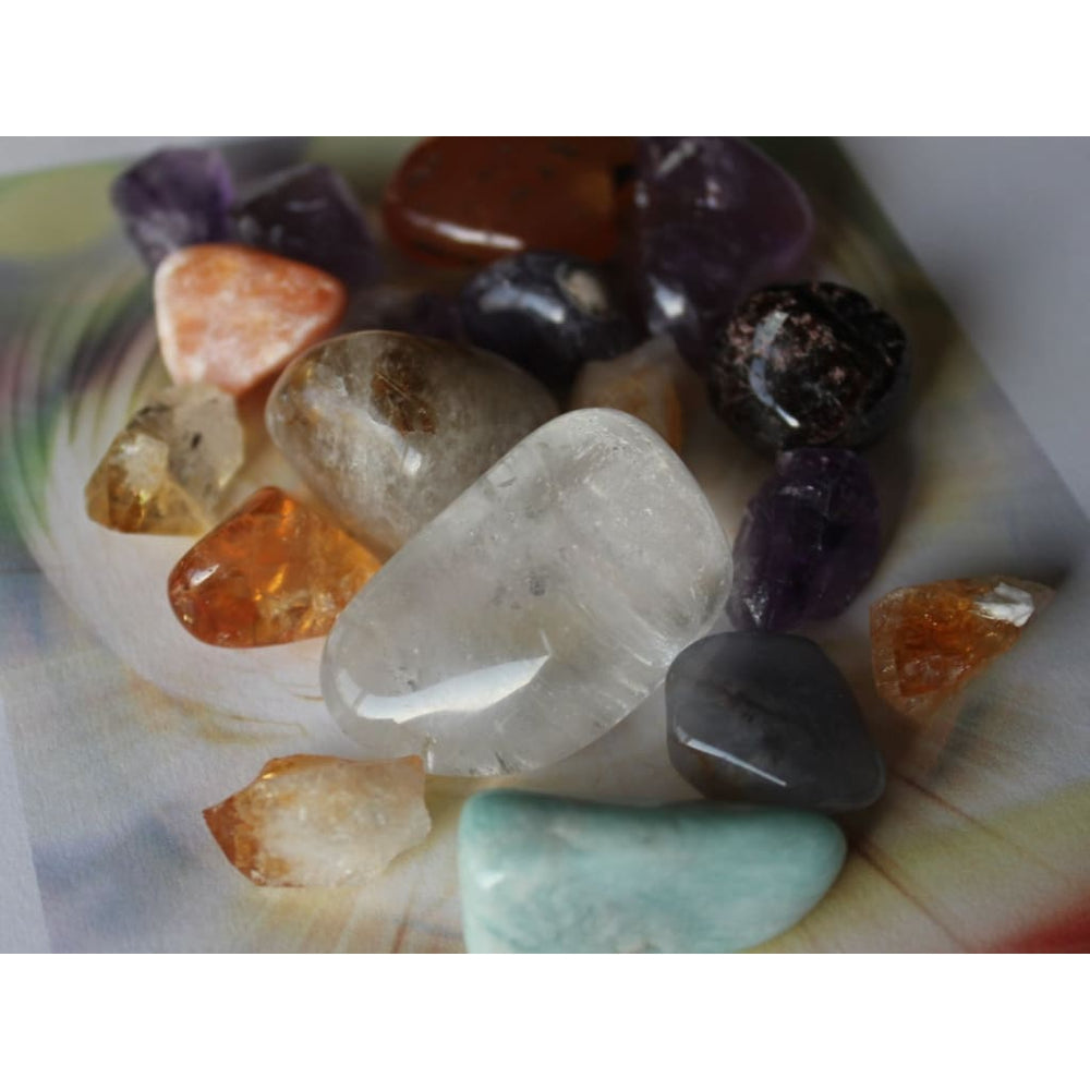 Creative Inspiration Healing Crystal Kit / Activate your creativity / Inspiration creativity and change - Crystal Healing Kits