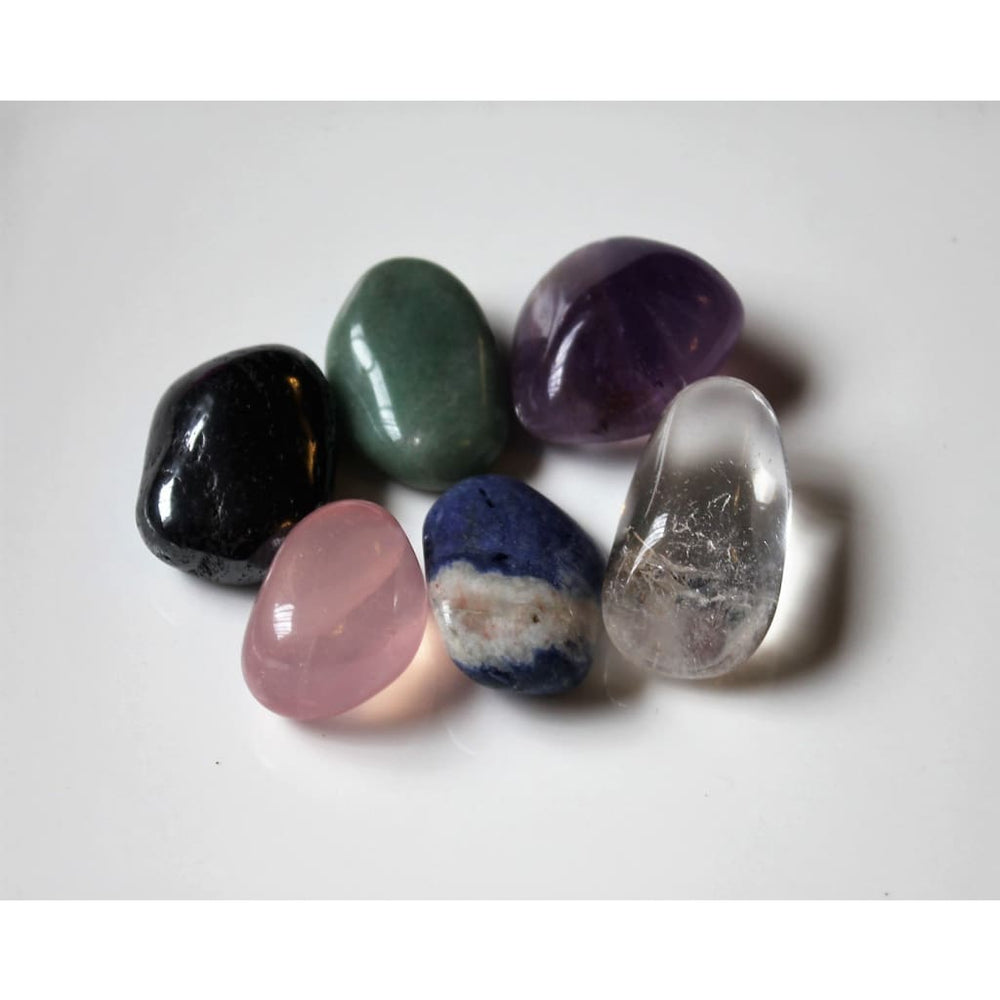 Large Beginners Crystals Introduction to Healing Crystals Healing Stone Kit Crystal Collection Crystal Gift Healing Gift - Crystal Healing