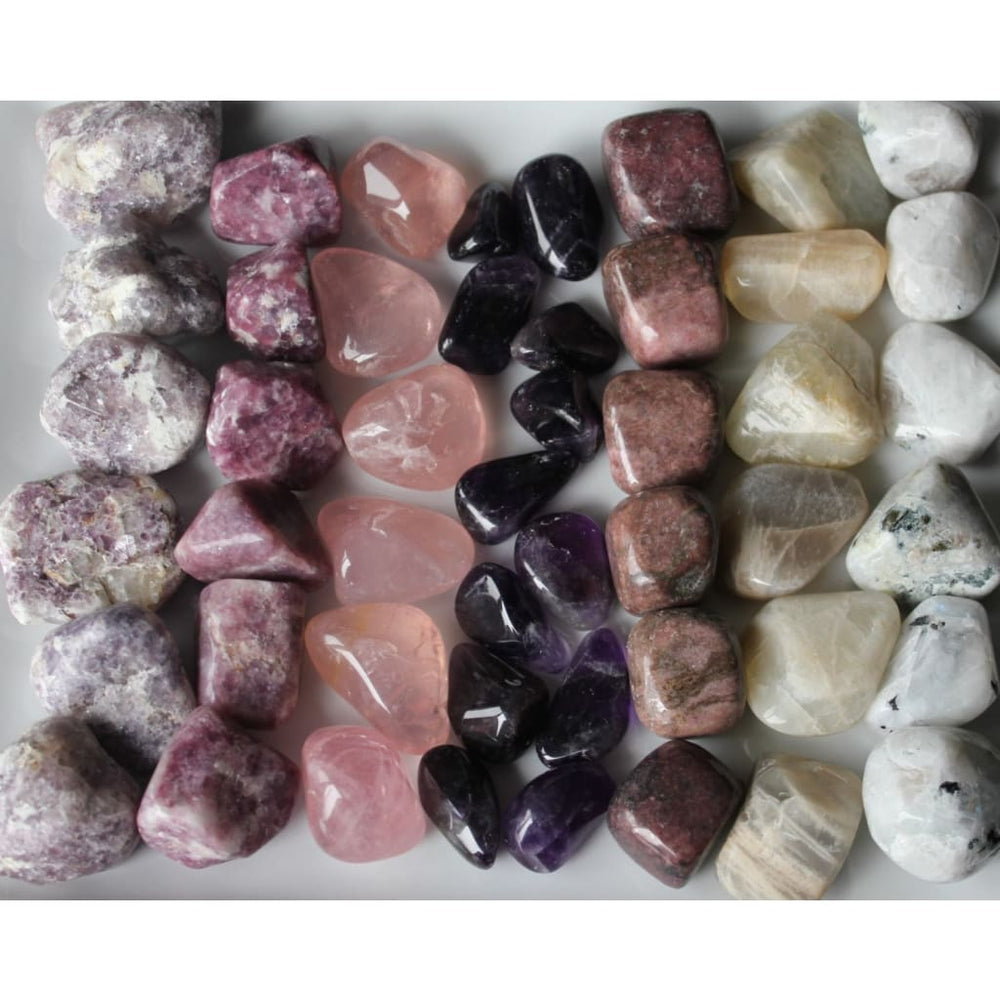NEW BEGINNINGS / Fresh Start Healing Crystal Kit - Crystal Healing Kits