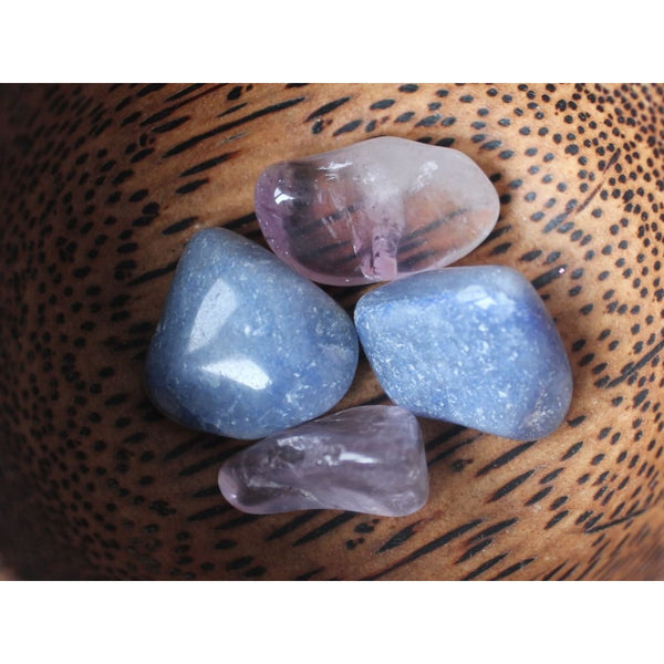 Overcome Addictions Healing Crystal Set Quit Smoking