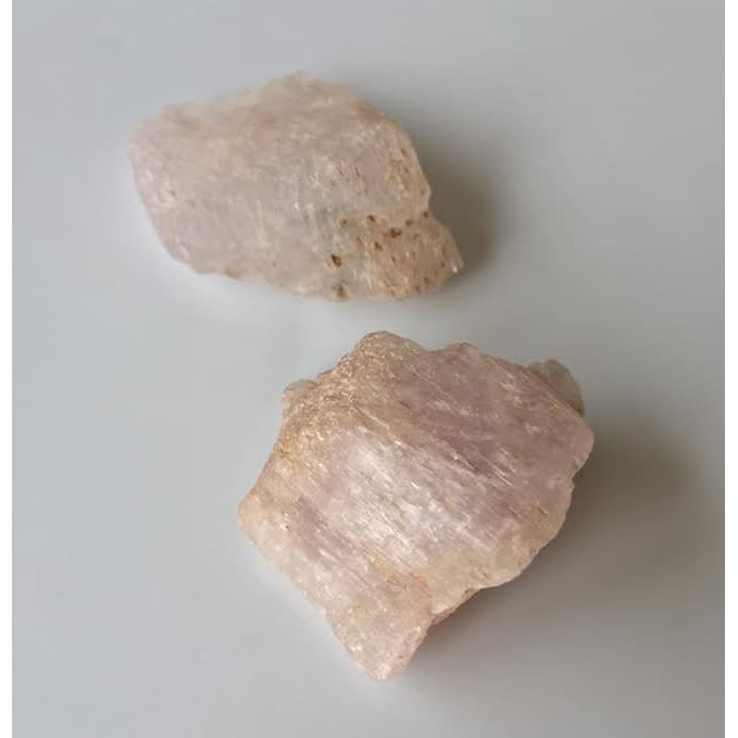 RAW UNPOLISHED KUNZITE / Release fears / Open heart to Universal Love / Heal heartache - Natural Crystals