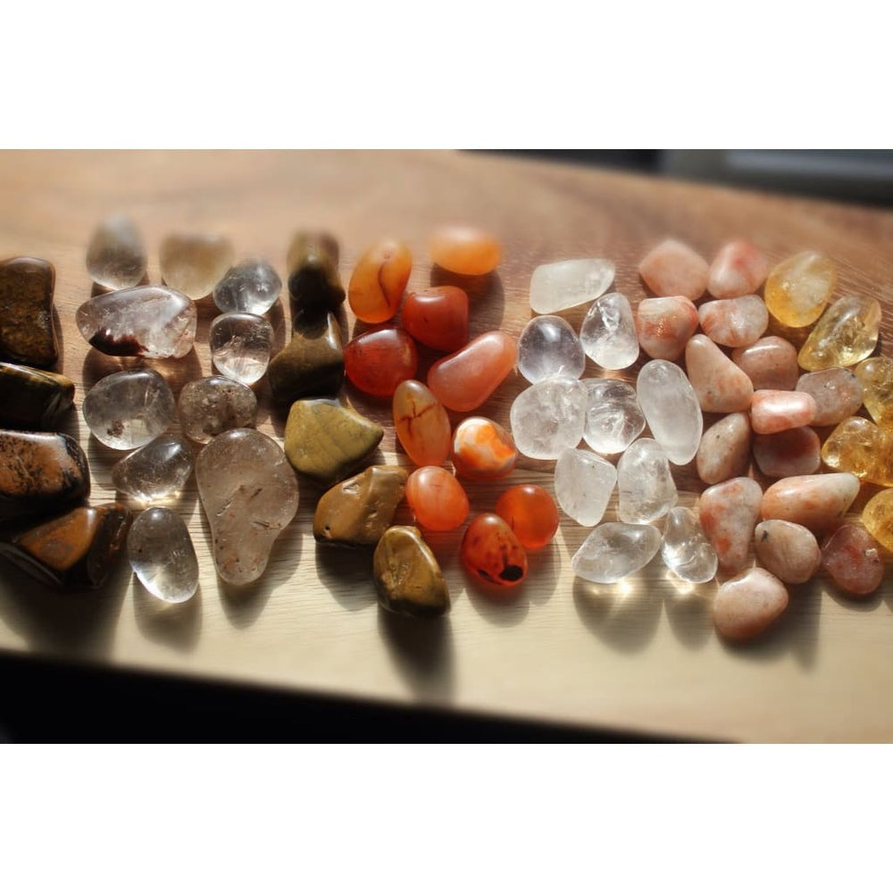 REVITALIZING / ENERGIZING Healing Crystals Mix - Increase your physical energy - Crystal Healing Kits