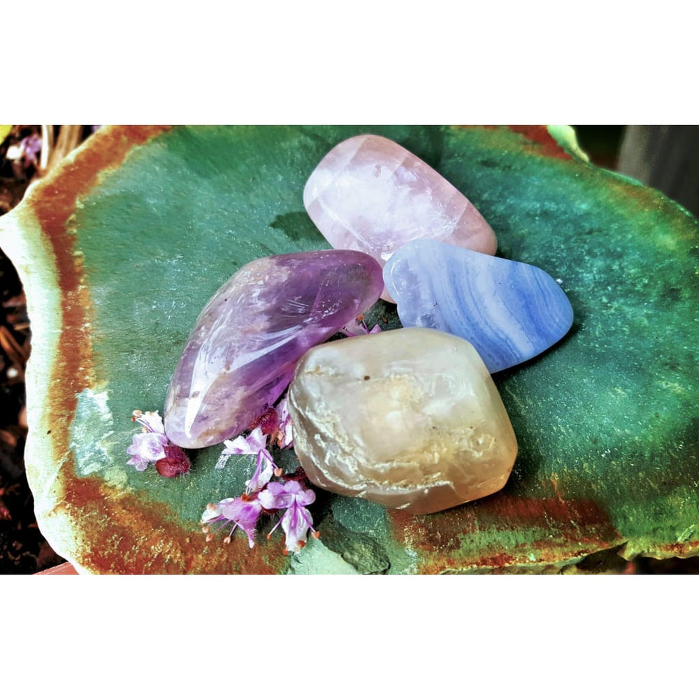 SWEET DREAMS Healing Crystals for Newborn Babies / Healing Stones for Children - Crystal Healing Kits