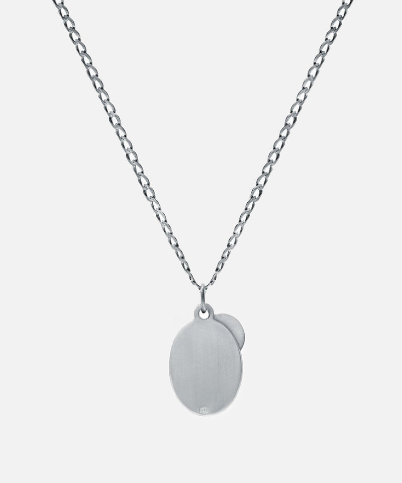 Miansai Dove Pendant Necklace in Sterling Silver