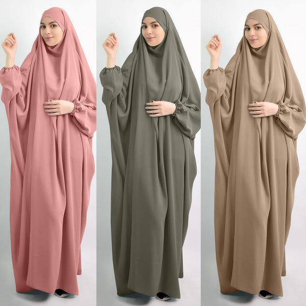 Abaya Colored Fancy Dress