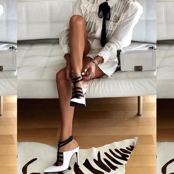 Karen White Pumps