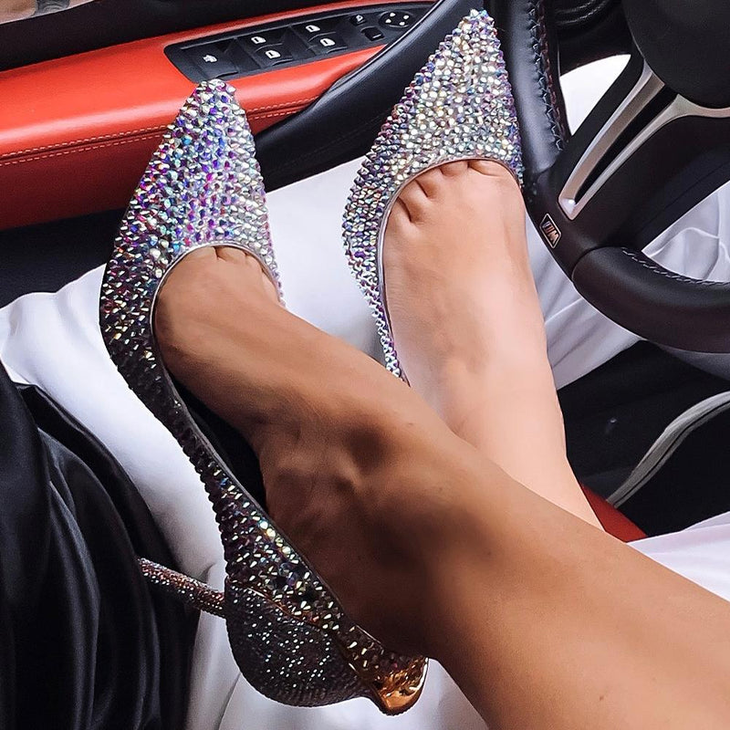 Princess Diamante Pumps