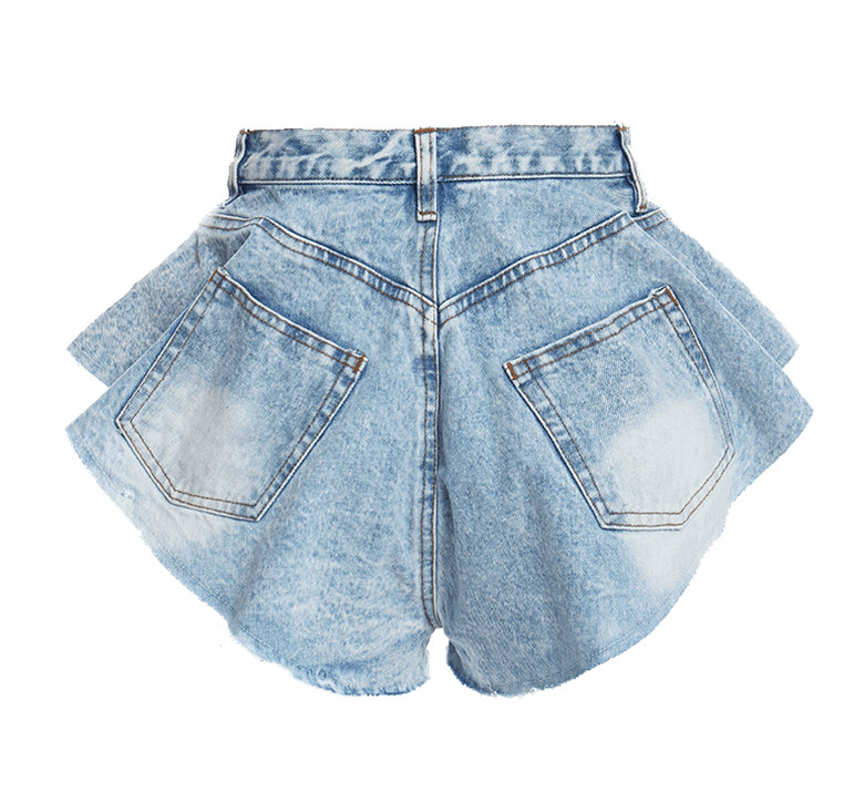 Silvana Denim Shorts