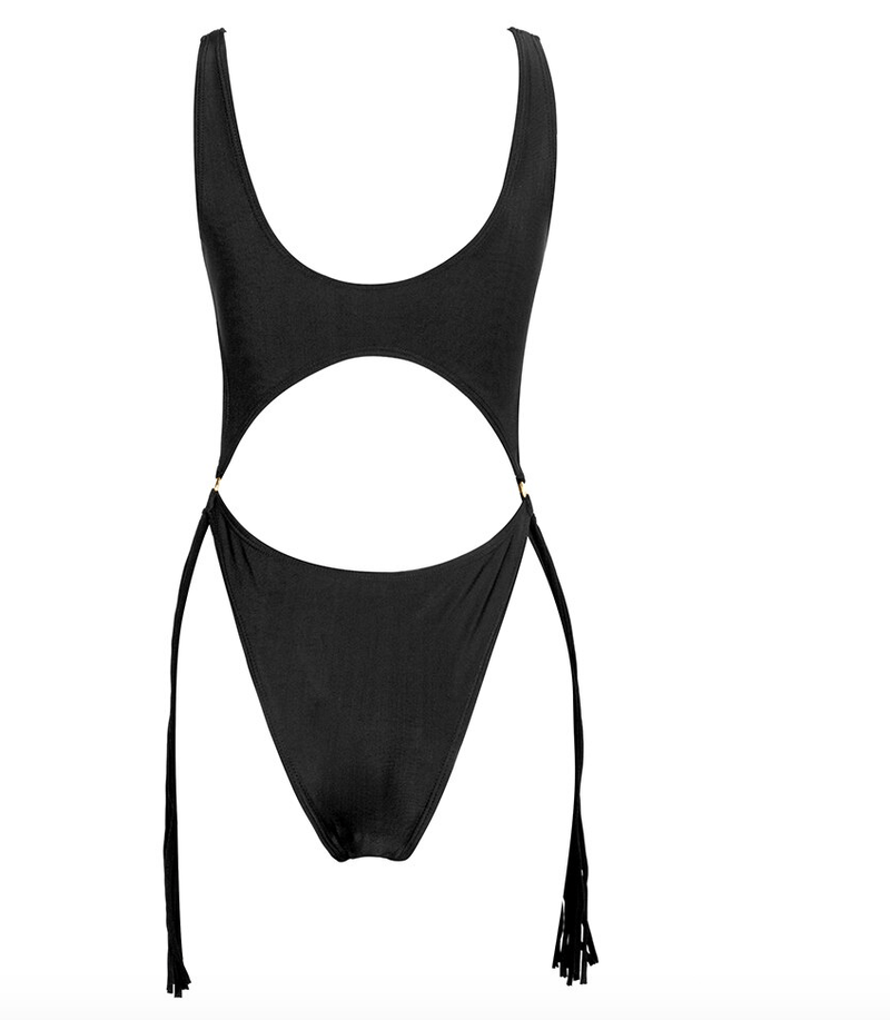 Ariel Black Swimsuit