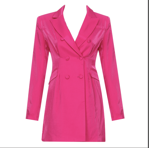 Anastasia Blazer Mini Dress