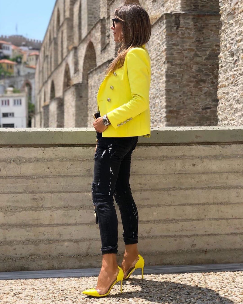 Nadine Yellow Jacket