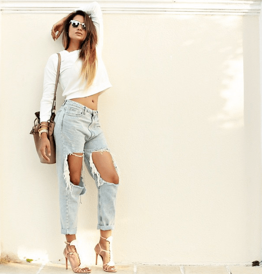 Gravity Ripped Jeans