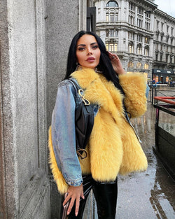 Louise Fur Jacket