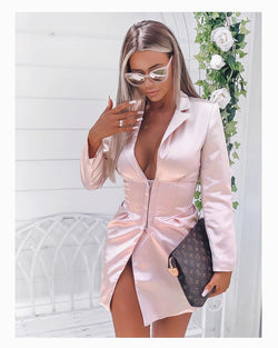 Mina Blazer Dress