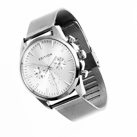 Edition Watches - silver colour