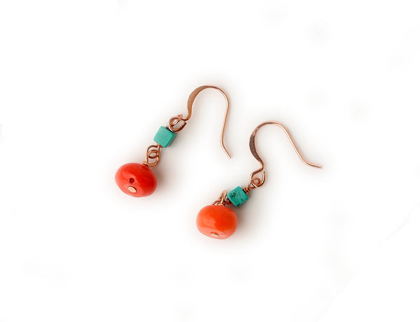 Nepali Collection Tiny Drop Earrings