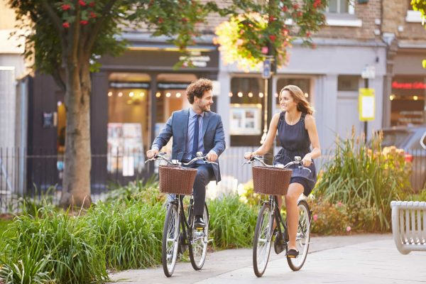 What's So Cool About an E-Bike?