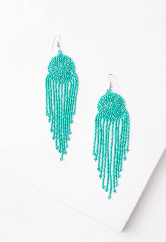 Starfish Project Wren | Turquoise | Earrings | $38