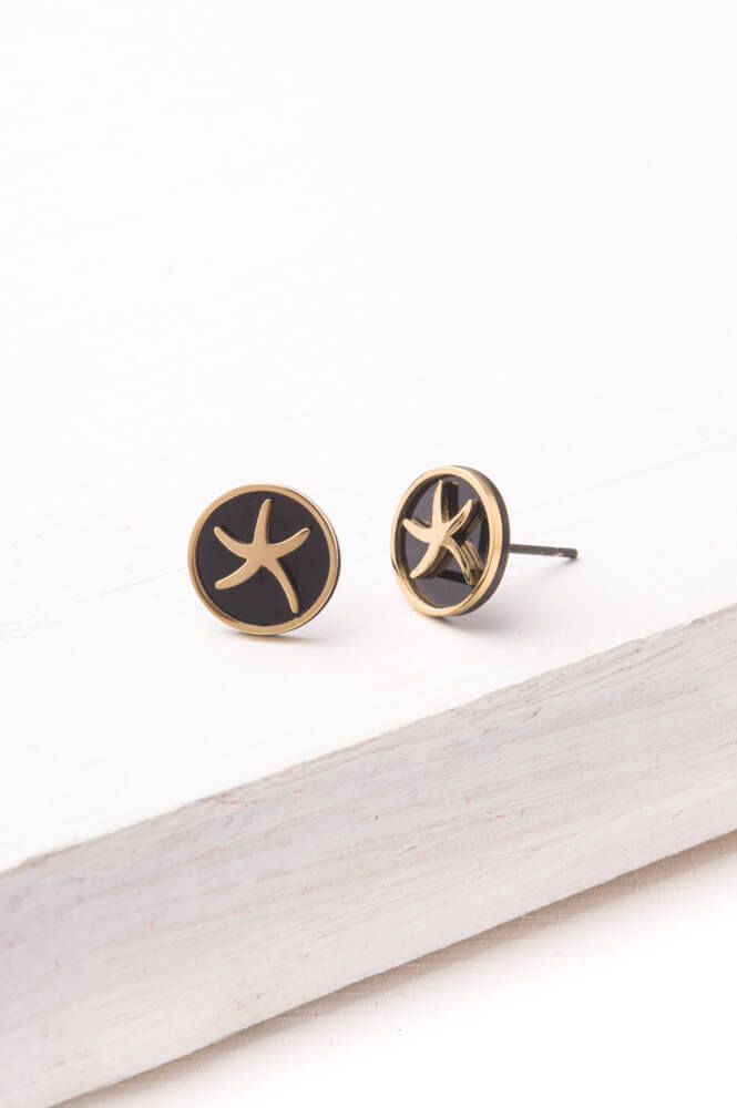 Starfish Project Starfish Stud | Gold | Earrings | $30