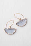 Starfish Project Kenna | Lavender Glass | Earrings | $32