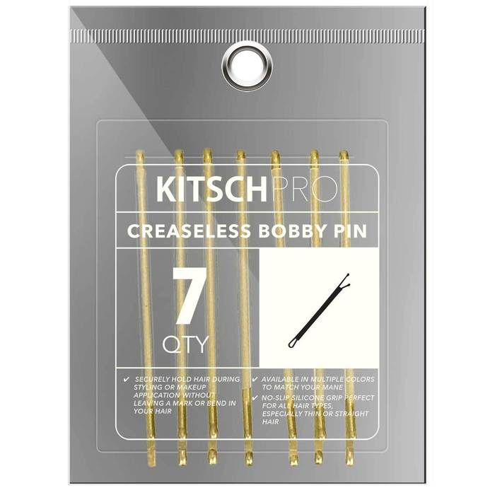 Kitsch Creaseles Bobby Collection | Multi Metal | Hair Accessories | $10