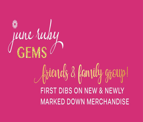 ~June Ruby Gems~