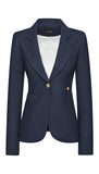 Smythe Duchess One Button | Navy | Blazers | $695