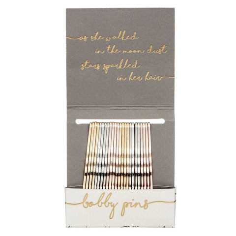 Kitsch Astrology Matchbook Bobby | Mixed Metal | Hair Accessories | $12