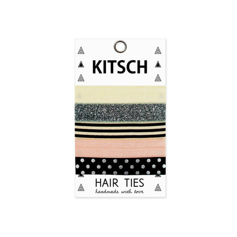 Kitsch Hair Ties | Bon Bon | Hair Accessories | $8