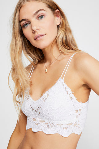Free People Ilektra | White | Bralettes | $38