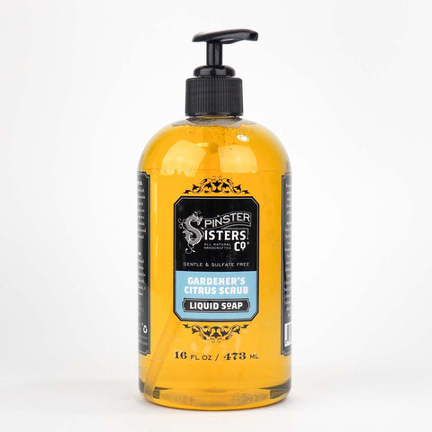 Spinsters Sisters Co. Liquid Soap Collection | Multi | Beauty | $17