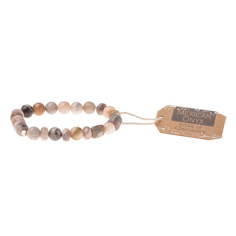 Scout Stone Stack | Mexican Onyx | Bracelets $16