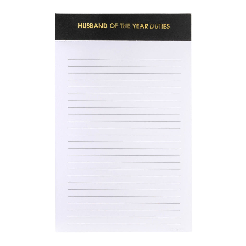 Chez Gagne' Notepad | Husband Of The Year | Cards/Stationary | $12