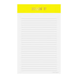 Chez Gagne' Notepad | Killin' It | Cards/Stationary | $12
