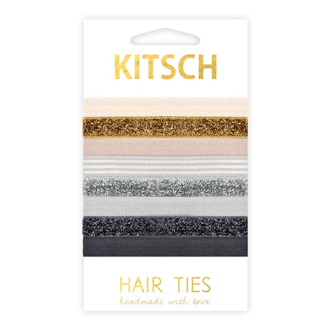 Kitch Hair Ties | Naturally Mini | Hair Accessories | $8