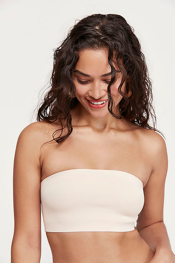 Free People Nina Bandeau | Nude | intimates | $38
