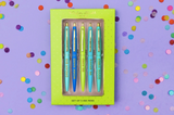 Taylor Elliott Pen Set In Gift Box | Positive | Cards/Stationary | $18