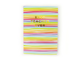 Taylor Elliott Notebook Set | Best Teacher Ever | Cards/Stationary | $14