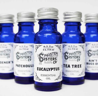Spinsters Sisters Co. Essential Oils Collection | Multi | Beauty & Wellness | $14.50