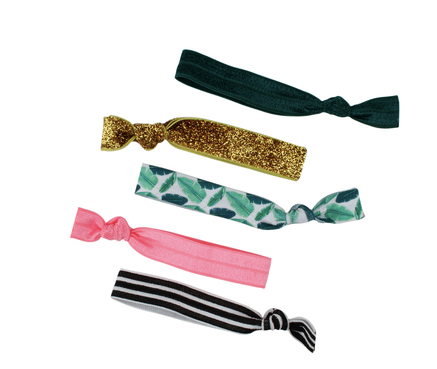 Kitsch Hair Ties | Palm Springs | Hair Accessories | $8