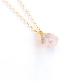 Lavender Crush Carmel Charm | Multi | Necklaces | $57