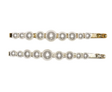 Kitsch Pearl Bobby | Gold | Hair Accessories | $12.00