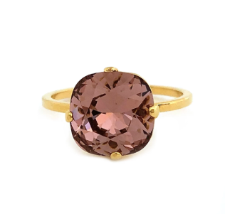 Mimi & Lu Amaya | Blush | Rings | $54
